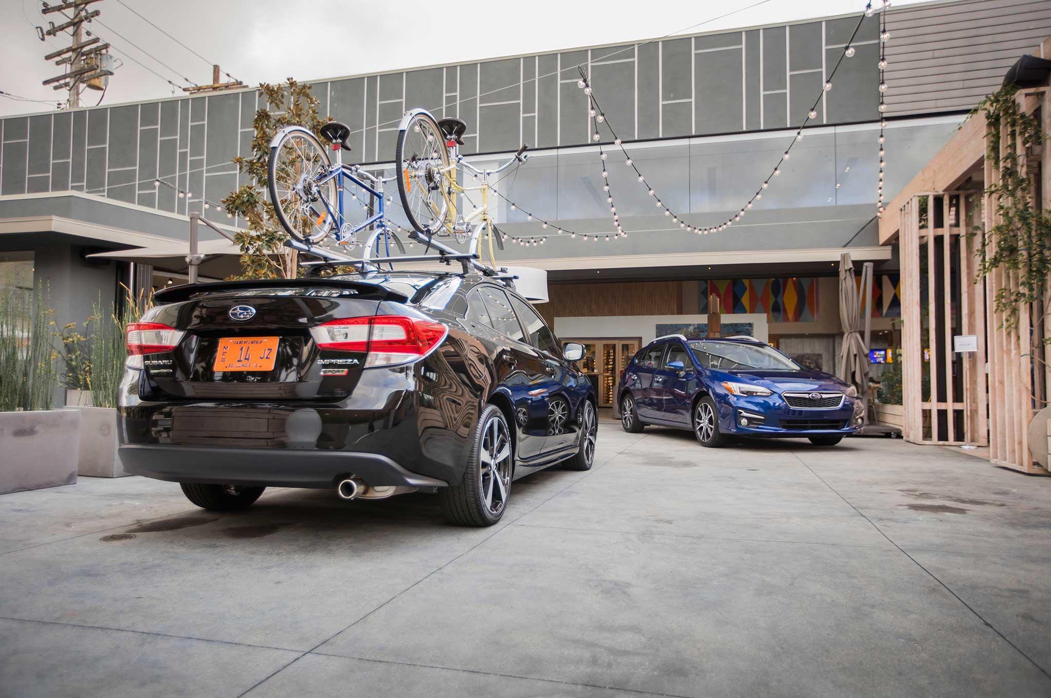 6 Things to Know About the '17 Subaru Impreza