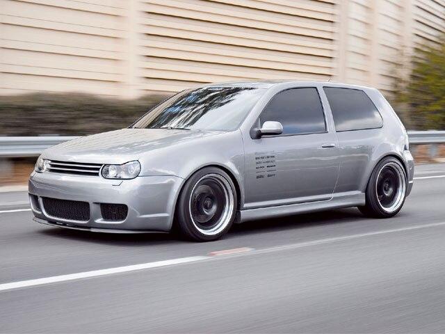2003 Volkswagen GTI VR6 - Top Gunn - Eurotuner Magazine