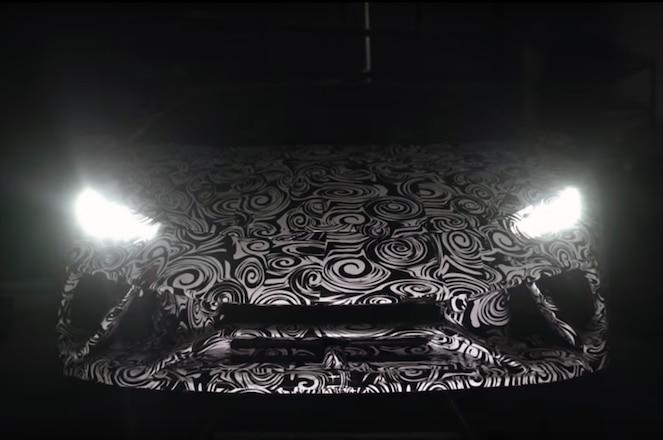 Lamborghini Huracan Performante Tease Screenshot