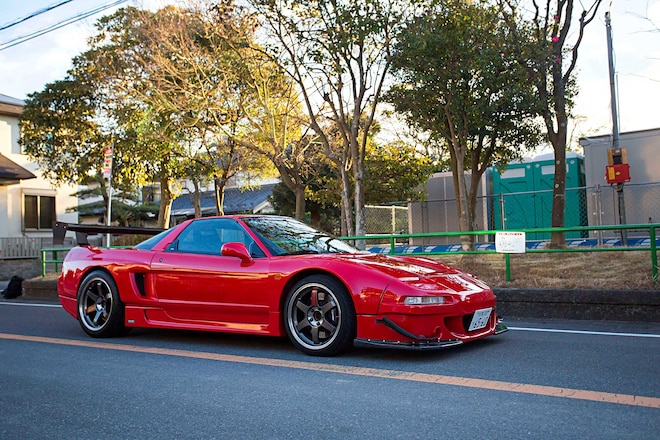 1998 Acura Nsx Advance Front Fenders