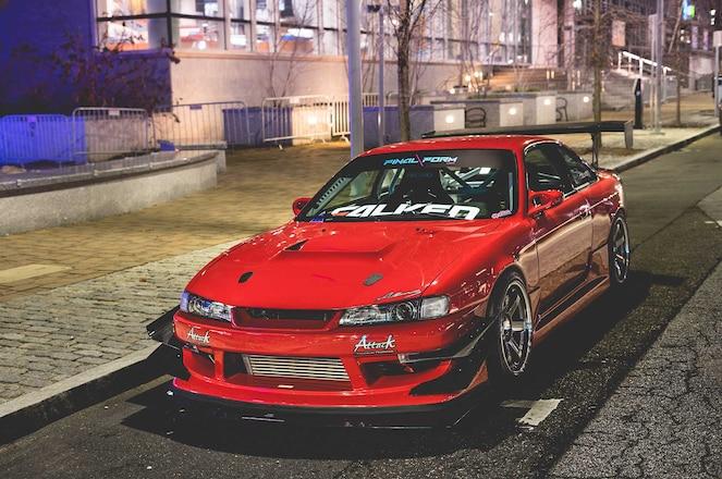 1995 Nissan 240Sx Yashio Factory Hood