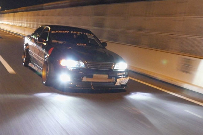 Super Street Wangan Cruise Hardcore Japan Sedan