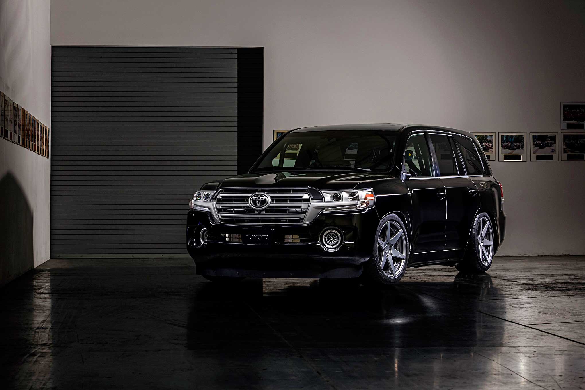 2016 toyota land cruiser the 230mph brick super street