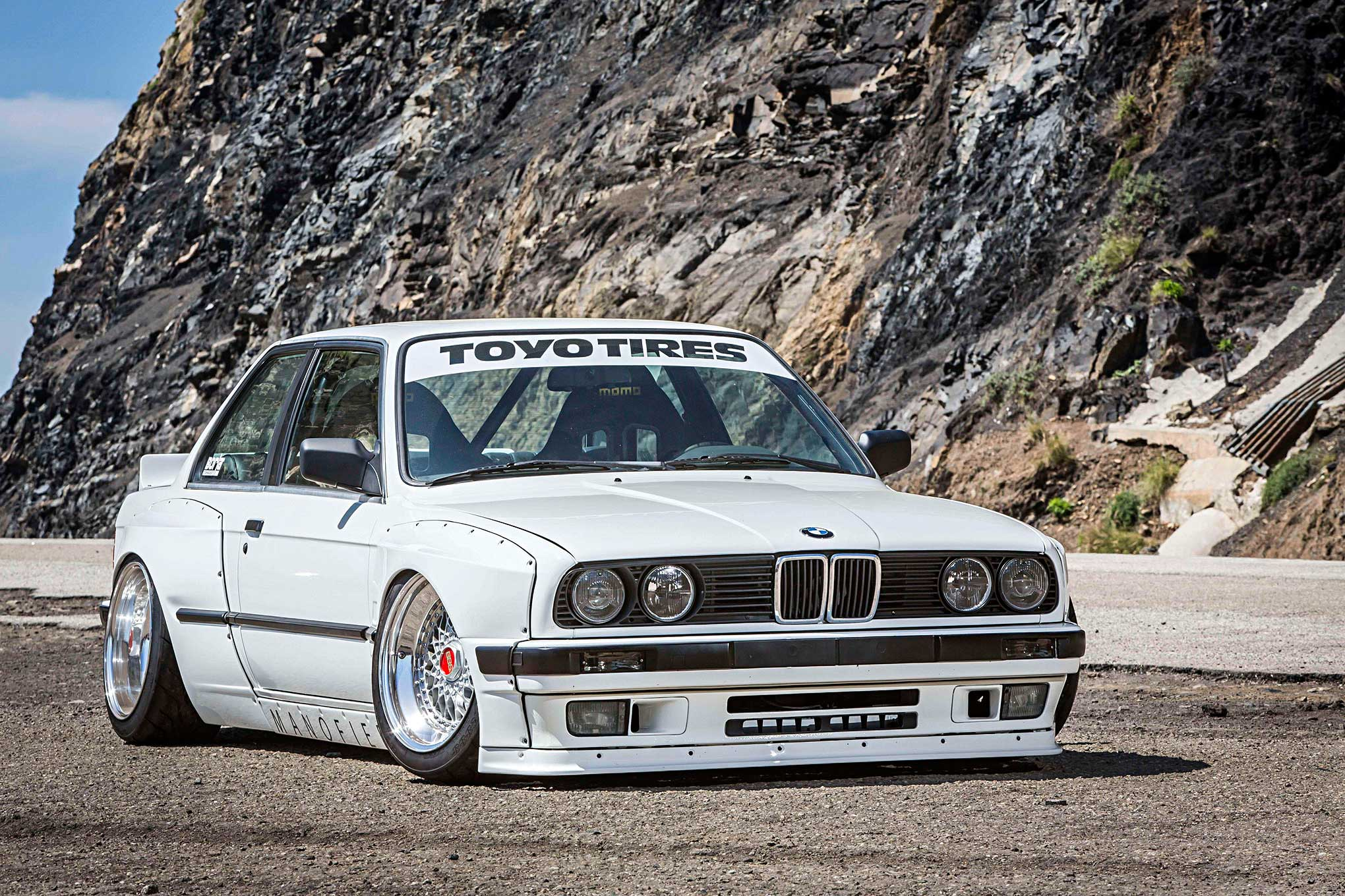 1989 Bmw 325is Manofied