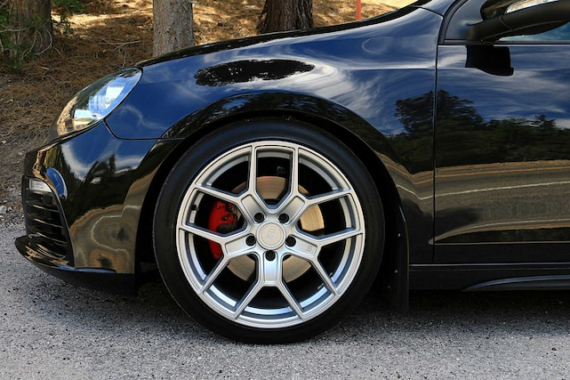 The GRC Racer's Daily Driven MK6 VW GTI