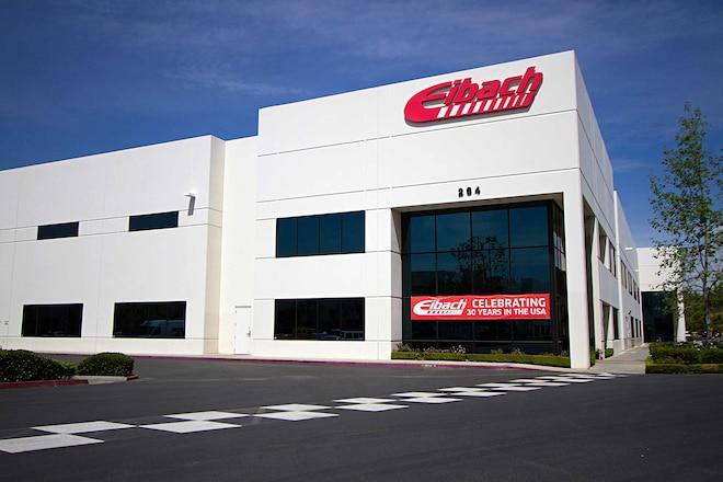Eibach North America Open House Eibach HQ