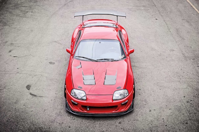 Top 10 Toyota Supra Builds
