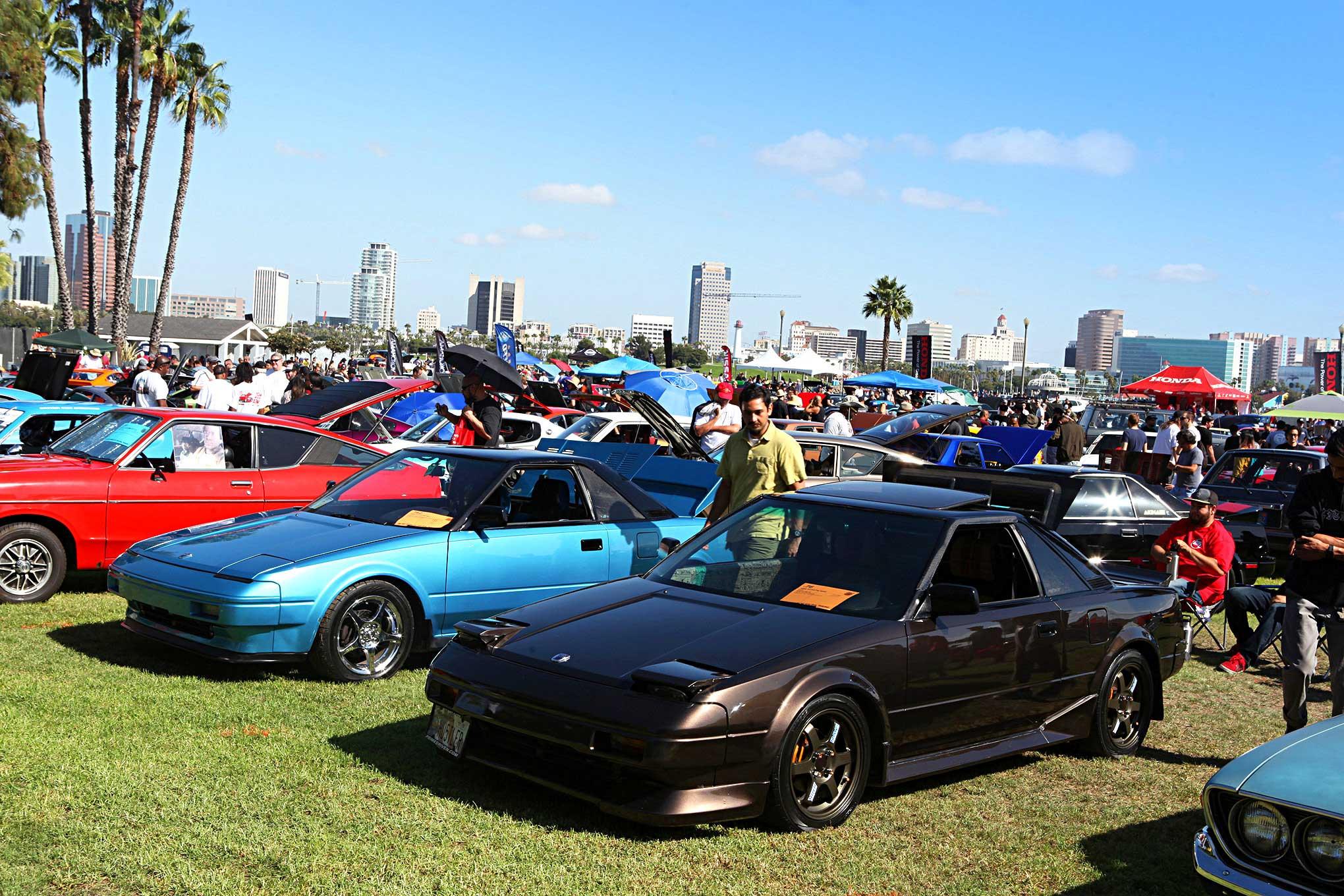 2017 Japanese Classic Car Show
