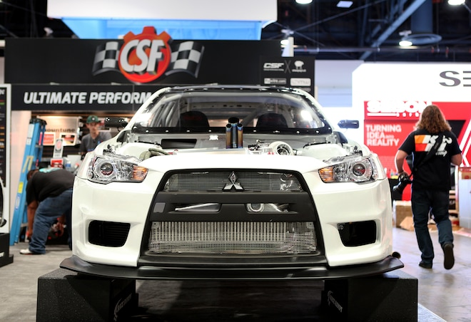 Evo Sema Csf Booth
