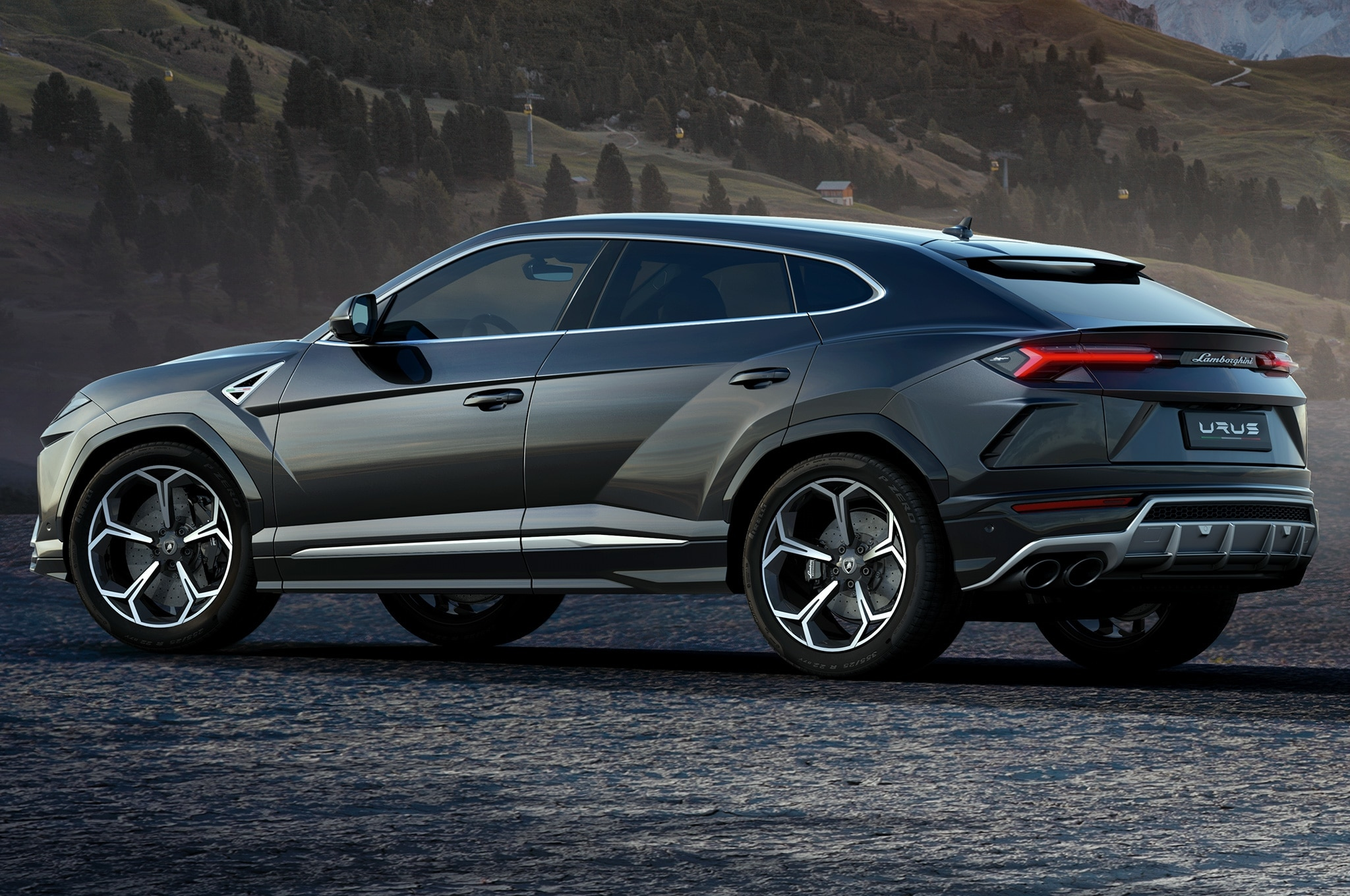 The Lamborghini Urus Is Finally Here Photo Amp Image Gallery
