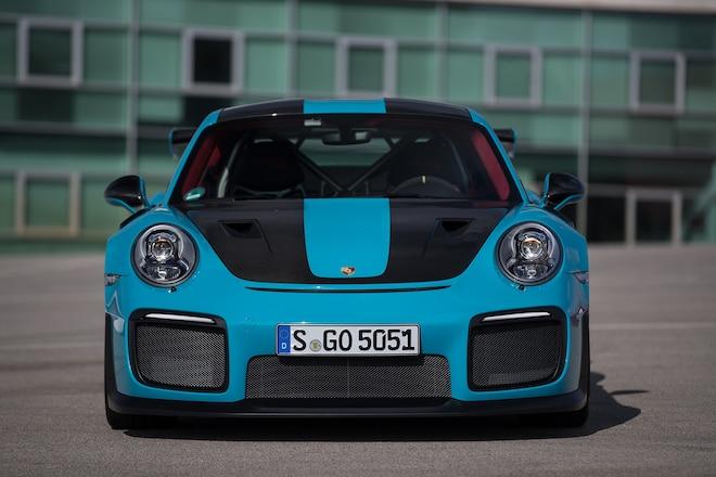 2018 Porsche 911 GT2 RS front 04