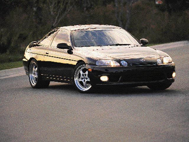 1997 Lexus SC300 - Turbo 2JZ - Turbo & High-Tech Performance