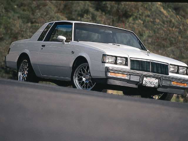 Buick T Type >> Buick Regal T Type Turbo 6 Turbo High Tech Performance Magazine