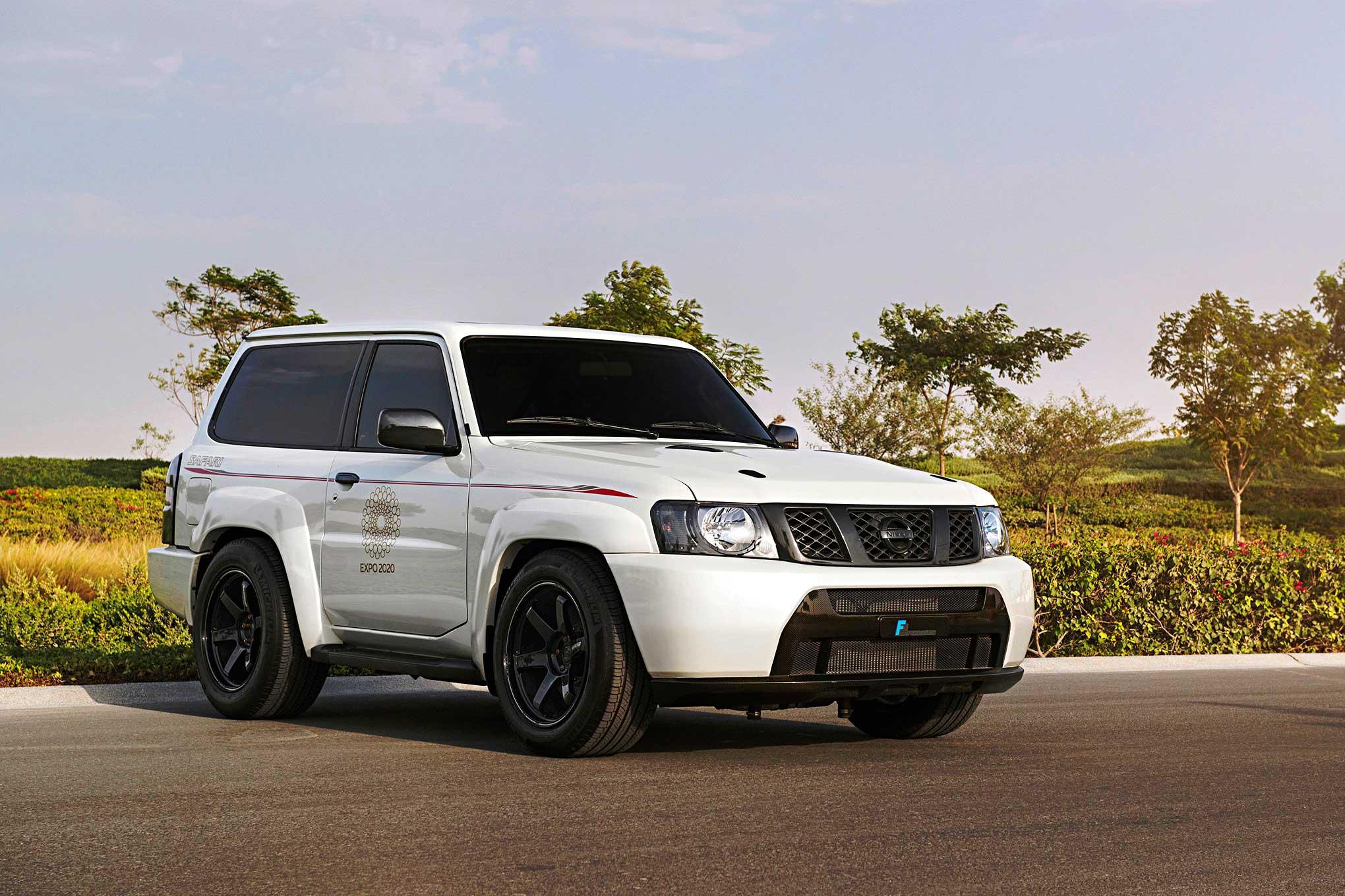 F Performance Nissan Patrol Patrolicious