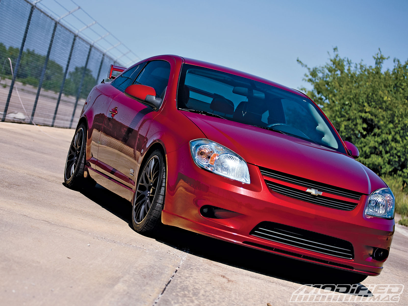 2007 Chevrolet Cobalt SS Supercharged - Modified Magazine