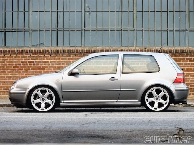 2003 Volkswagen Golf GTI Project Silverstone - ET Projects