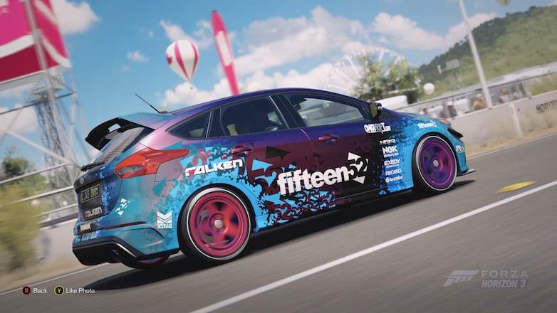 Forza Painters