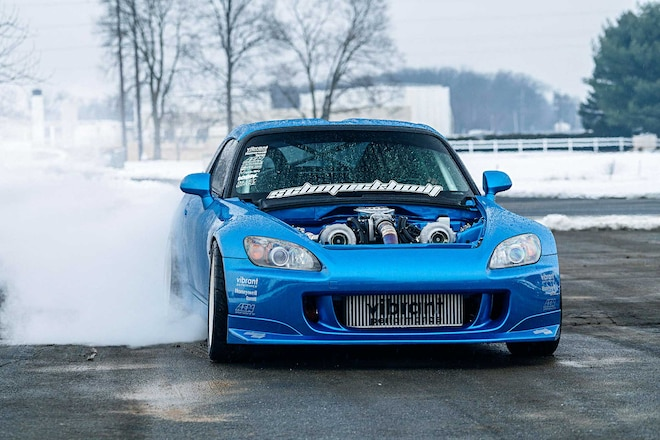 2006 Honda S2000 Vibrant Performance Intercooler