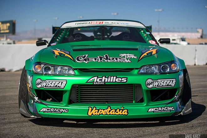 Forrest Wang S15 Front Bumper