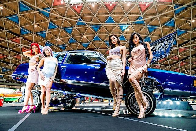 2018 Nagoya Lowrider Super Show