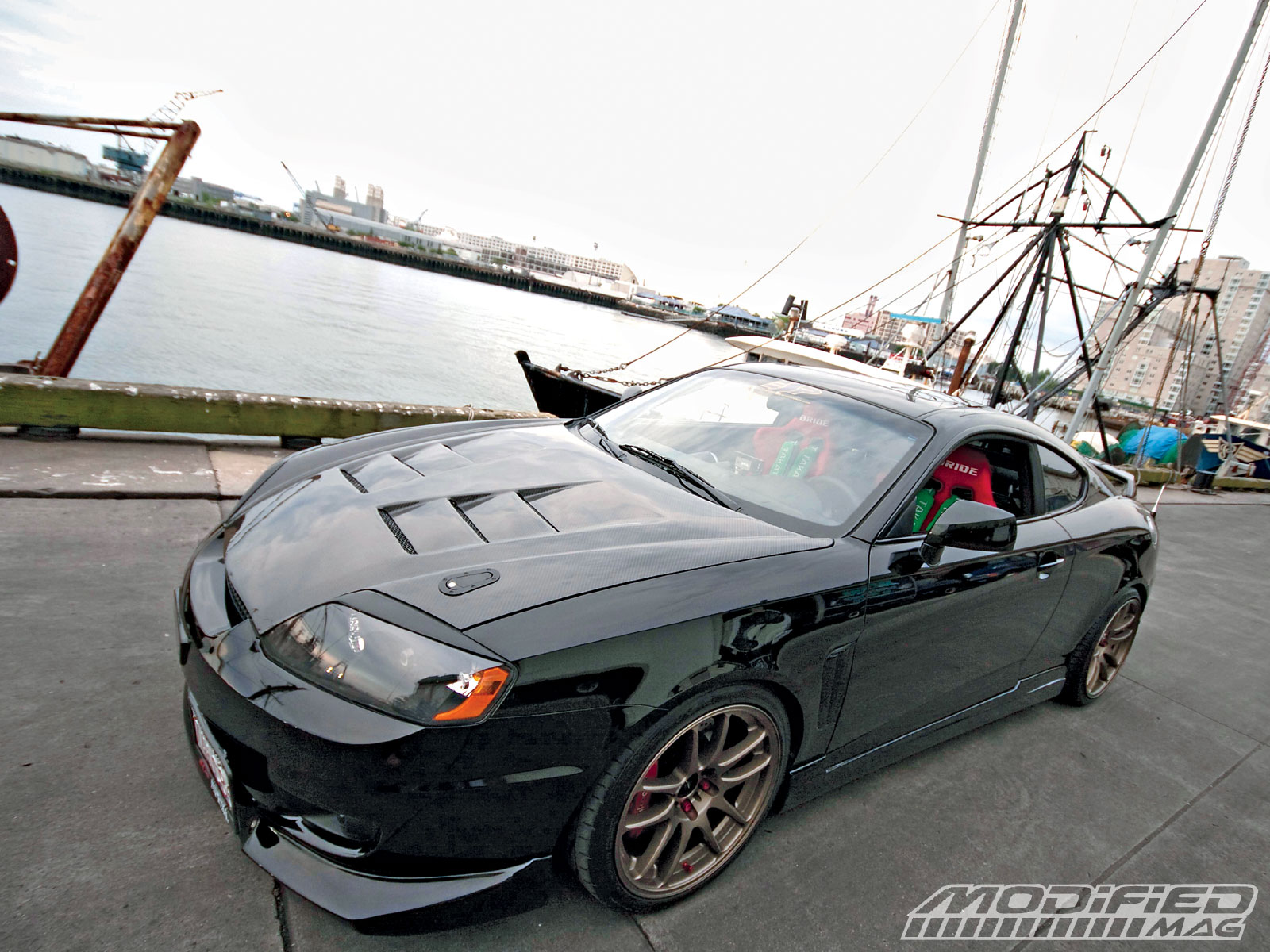 2003 hyundai tiburon gt modified magazine super street