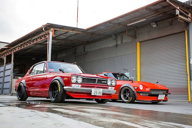 Speed Forme Brings New Style To Two Japanese Legends