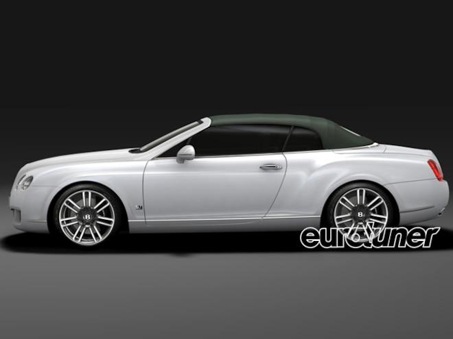 New Series 51 Bentley Continental - Web Exclusive