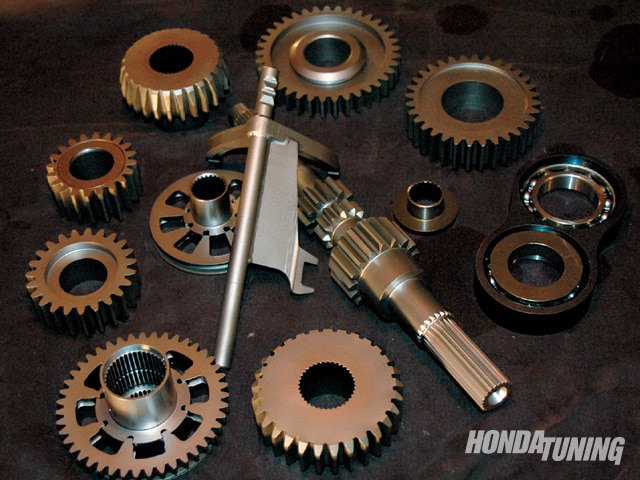 Dog Box Transmission - Honda Tuning Magazine