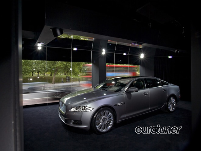 jaguar xj museum