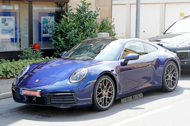 Porsche 911 992 14