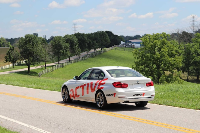 Koni Active Suspension Ride And Drive Bmw 3 Series