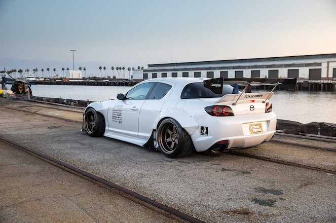2009 Mazda RX-8 - Ghost in the Shell