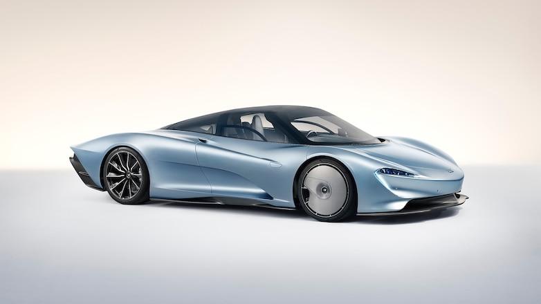 2020 McLaren Speedtail 7