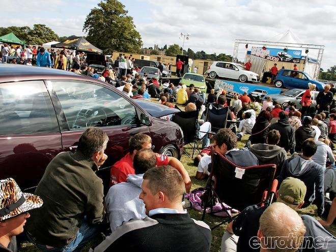 edition 38 car show