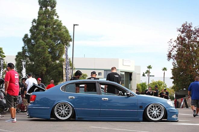 Wes Reyes 2000 Lexus Gs300 Super Star Leon Hardiritt Gemut Wheels
