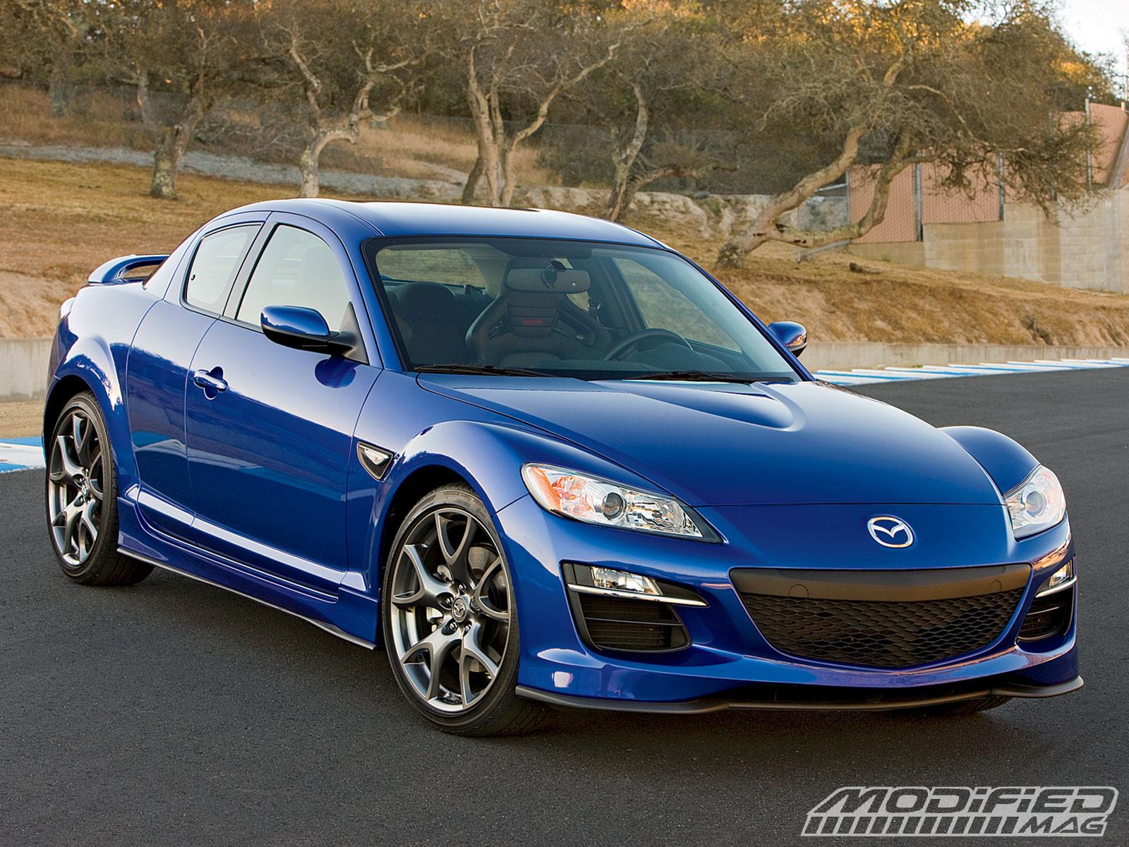 2009 Mazda Rx 8 R3 Modified Magazine