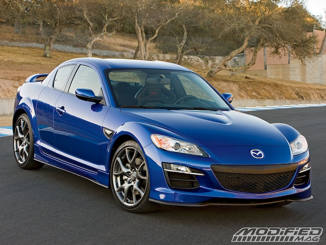 First Drive 2009 Mazda RX-8 R3 - Best Performing RX-8 Yet