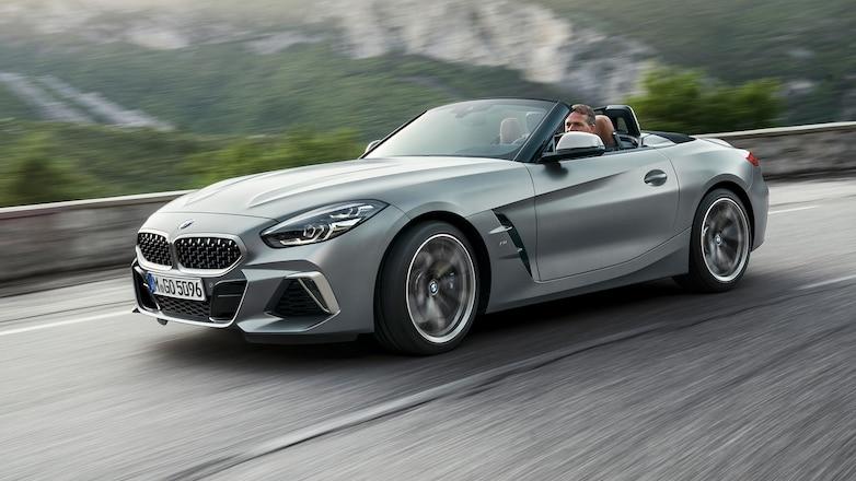 2019 BMW Z4 M40i 42