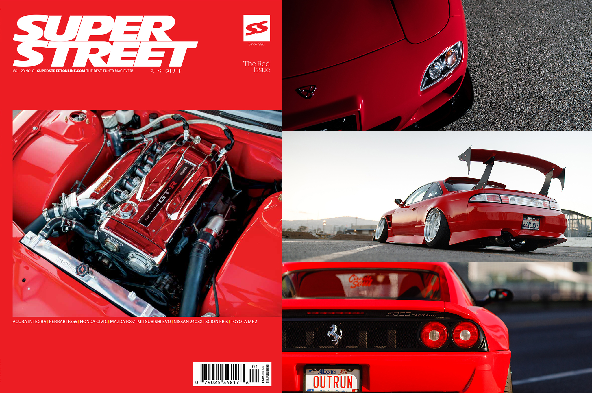 Super Street January 2019 Preview
