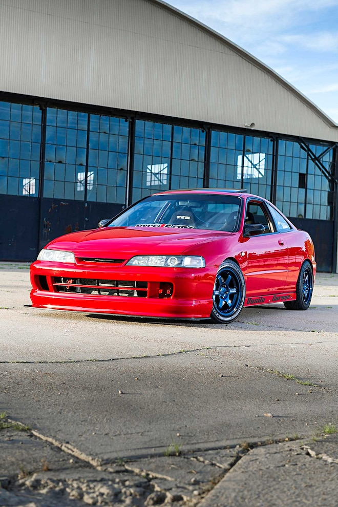 2001 Acura Integra Ls >> 2001 Acura Integra Ls Racing To Win