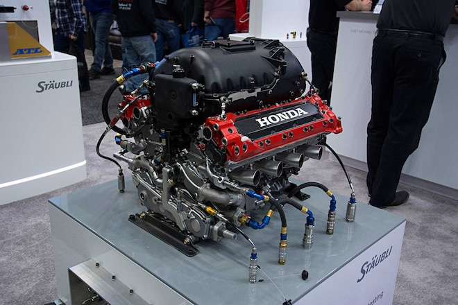 PRI 2018 Honda Formula Engine