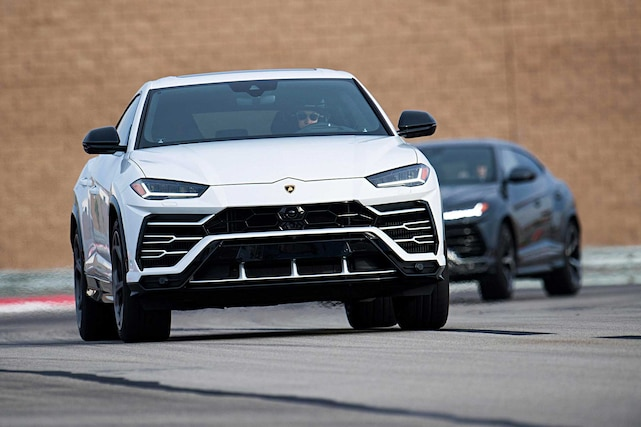 On the Road: 2019 Lamborghini URUS