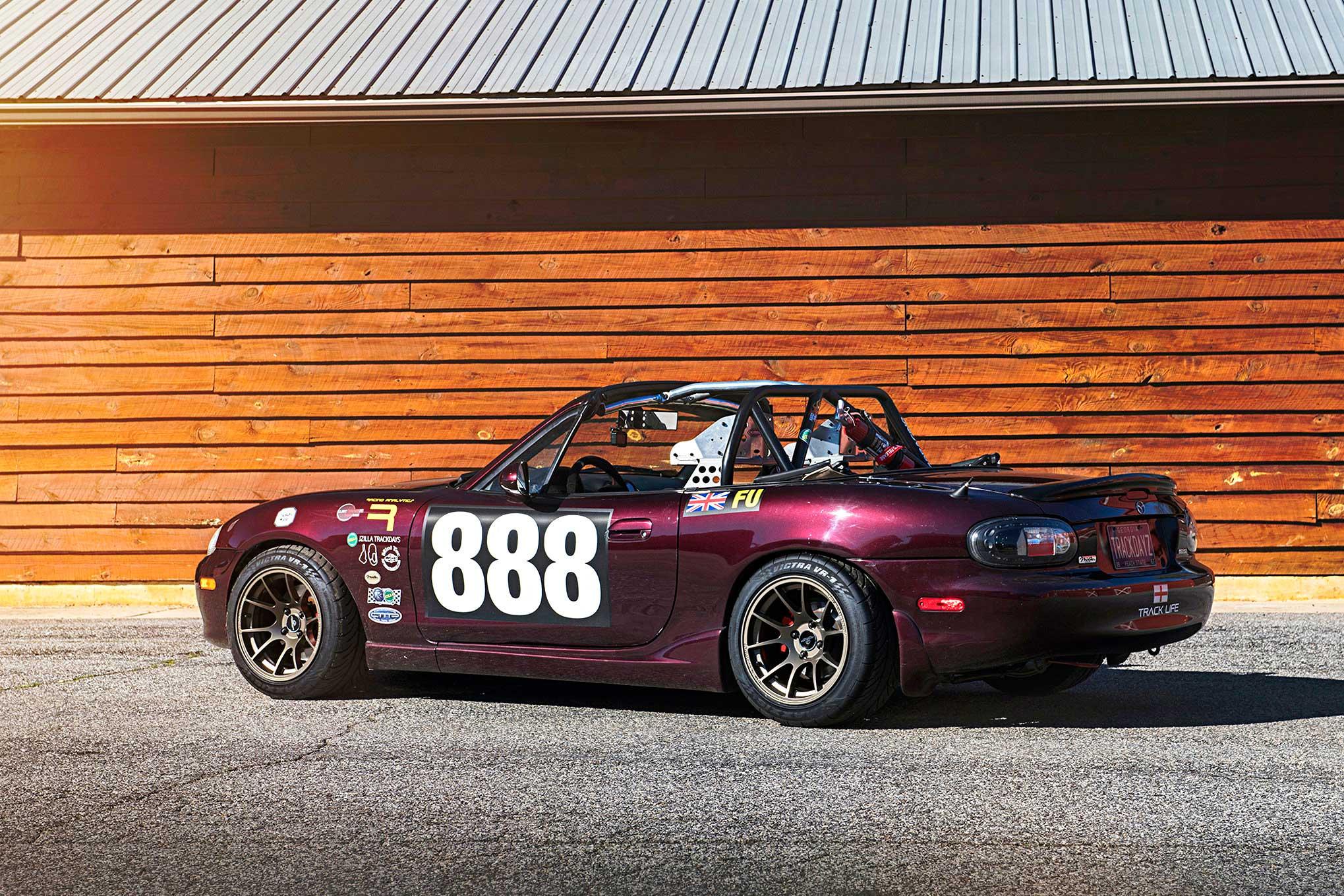 2000 Mazda Miata V6: The Mionda