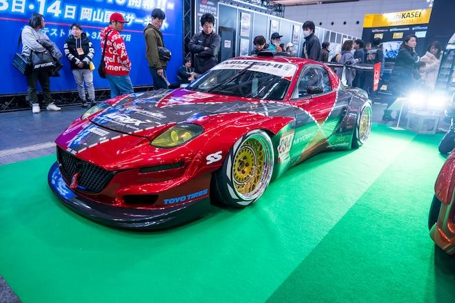 Osaka Auto Messe 2019 Miyoshi Fd3s