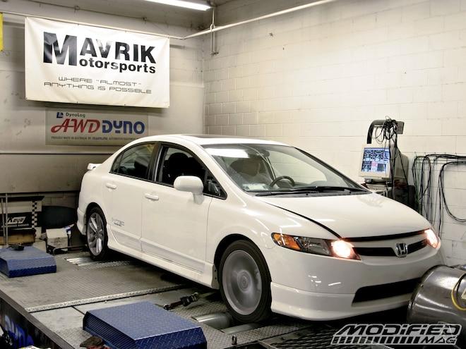 2007 Honda Civic Si - DC Sports - Proving Grounds