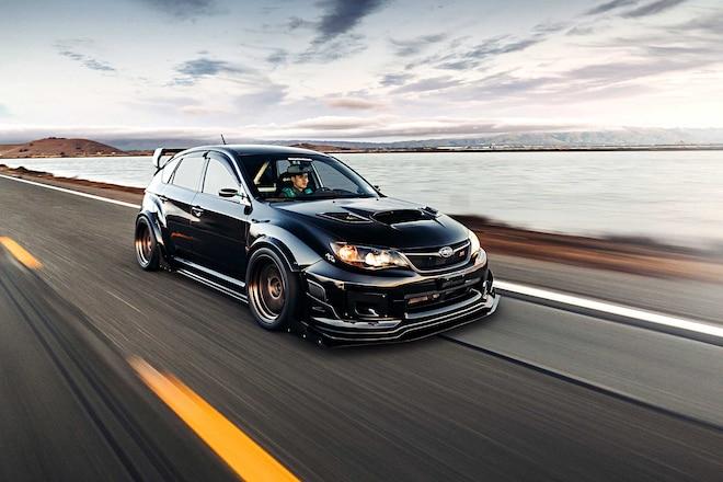 2012 Subaru Wrx Sti Art In Motion