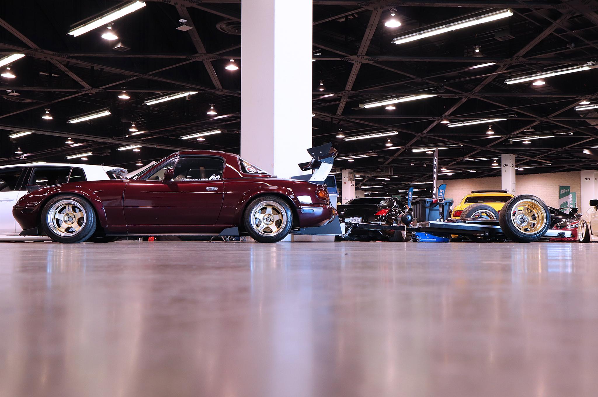 Tuner Evo Socal 19 Spotlight 1995 Mazda Miata M