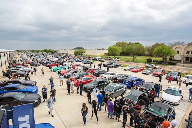 2019 Texas Car Meet X Toyo Tire Calendar Launch Shinku Classics Warehouse