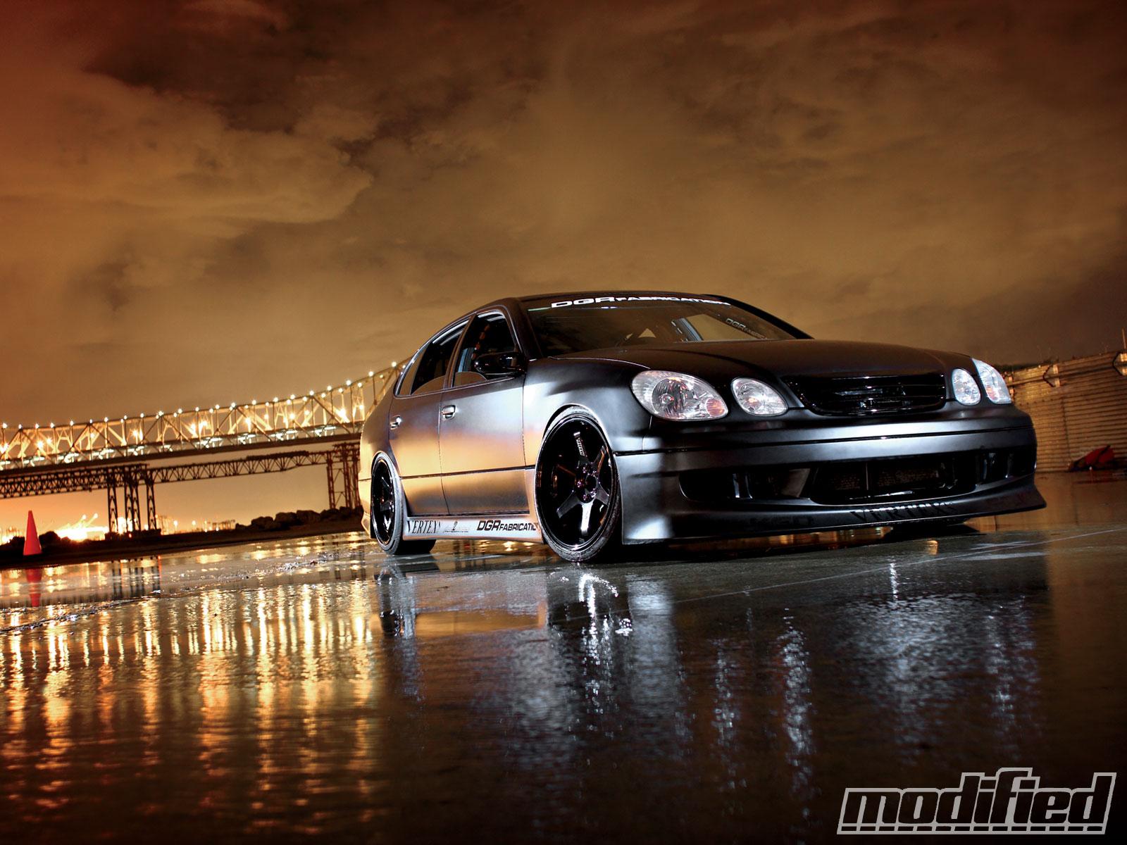 2000 Lexus GS300 - Modified Magazine
