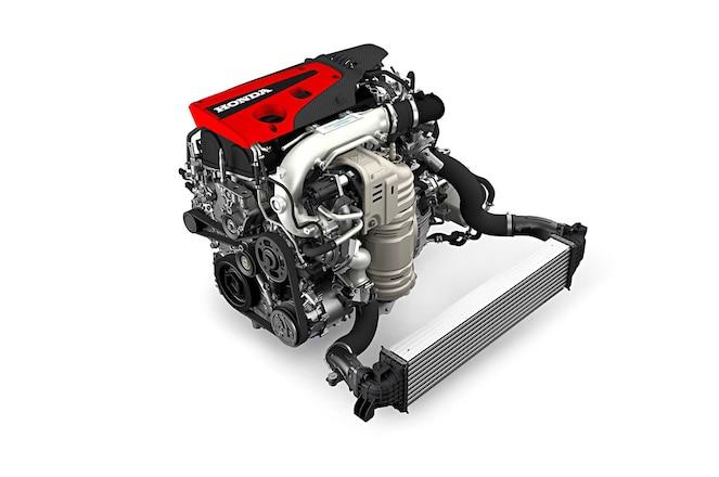 Honda Turbo K Series FK8 Civic Engine